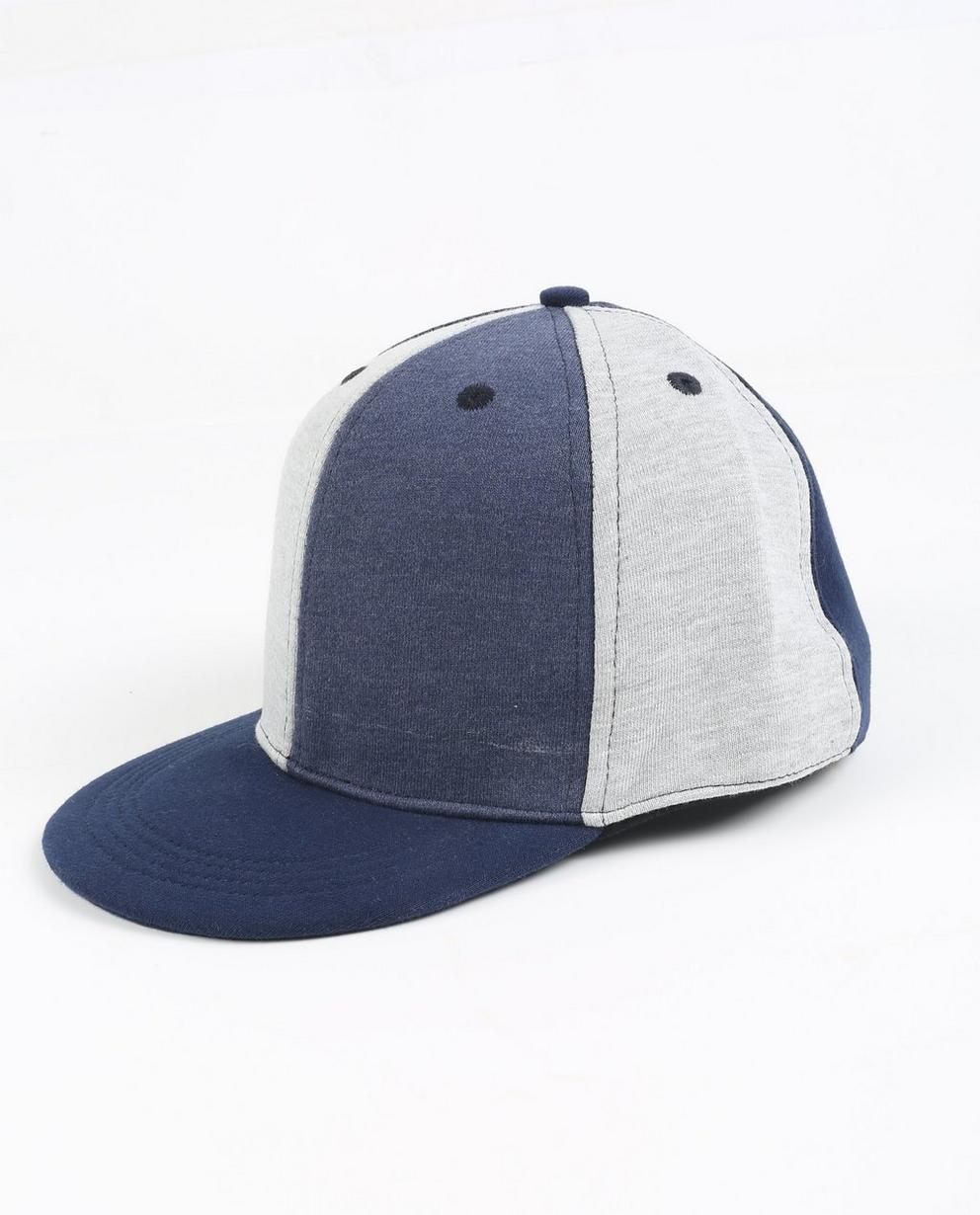 Dunkelblau-graue Mütze - Rox - Rox